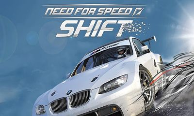 Screenshots of the Need For Speed Shift for Android tablet, phone.