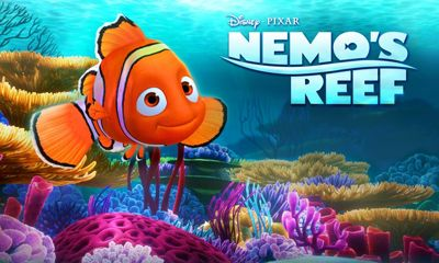 Screenshots of the Nemo's Reef for Android tablet, phone.