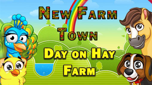 Download New farm town: Day on hay farm Android free game. Get full version of Android apk app New farm town: Day on hay farm for tablet and phone.