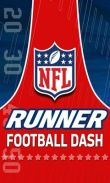 In addition to the game Run Like Hell! for Android phones and tablets, you can also download NFL Runner Football Dash for free.