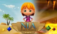 In addition to the game Alphabet Car for Android phones and tablets, you can also download Nia: Jewel Hunter for free.