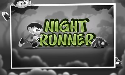 Screenshots of the Night Runner for Android tablet, phone.