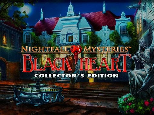 Download Nightfall mysteries: Black heart collector's edition Android free game. Get full version of Android apk app Nightfall mysteries: Black heart collector's edition for tablet and phone.