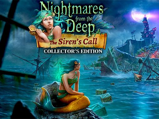 Download Nightmares from the deep 2: The Siren's call collector's edition Android free game. Get full version of Android apk app Nightmares from the deep 2: The Siren's call collector's edition for tablet and phone.