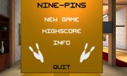 In addition to the game Dragon Slayer for Android phones and tablets, you can also download Ninepin Bowling for free.
