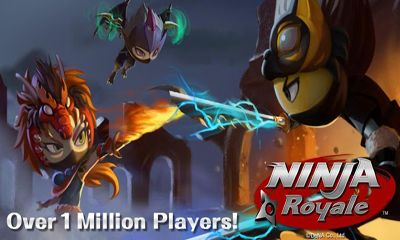 Screenshots of the Ninja Action RPG Ninja Royale for Android tablet, phone.