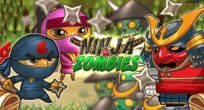 In addition to the game Ninja Bounce for Android phones and tablets, you can also download Ninja and zombies for free.