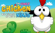 In addition to the game Bladeslinger for Android phones and tablets, you can also download Ninja Chicken for free.