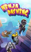 In addition to the game Horn for Android phones and tablets, you can also download Ninja Dashing for free.