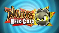 In addition to the game DROID Combat for Android phones and tablets, you can also download Ninja hero cats for free.
