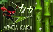In addition to the game Nyanko Ninja for Android phones and tablets, you can also download Ninja Kaka Pro for free.
