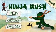 In addition to the game Cat War 2 for Android phones and tablets, you can also download Ninja rush for free.