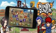 In addition to the game Guerrilla Bob for Android phones and tablets, you can also download Ninja Saga for free.