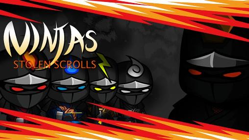 Download Ninjas: Stolen scrolls Android free game. Get full version of Android apk app Ninjas: Stolen scrolls for tablet and phone.