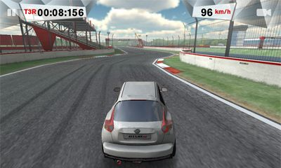 Screenshots of the Nissan Juke Nismo Challenge for Android tablet ...