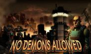 In addition to the game Bad Piggies for Android phones and tablets, you can also download No Demons Allowed for free.