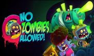 In addition to the game LavaCat for Android phones and tablets, you can also download No Zombies Allowed for free.