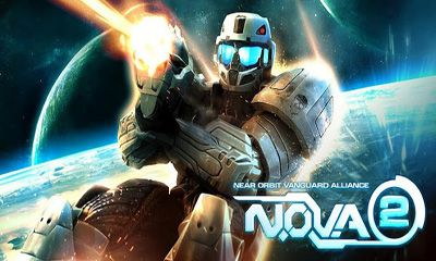Screenshots of the N.O.V.A. 2 - Near Orbit Vanguard Alliance for Android tablet, phone.