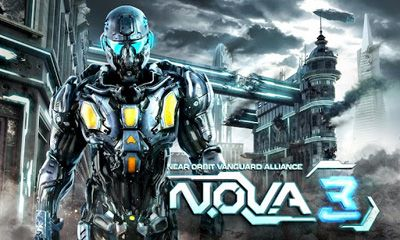 Screenshots of the N.O.V.A. 3 - Near Orbit Vanguard Alliance for Android tablet, phone.