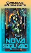 In addition to the game Epic Defence for Android phones and tablets, you can also download Nova Squad for free.