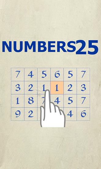 Download Numbers 25 Android free game. Get full version of Android apk app Numbers 25 for tablet and phone.