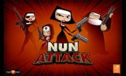 In addition to the game House of Fear for Android phones and tablets, you can also download Nun Attack for free.