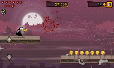 Screenshots of the Nun Attack Run & Gun for Android tablet, phone.