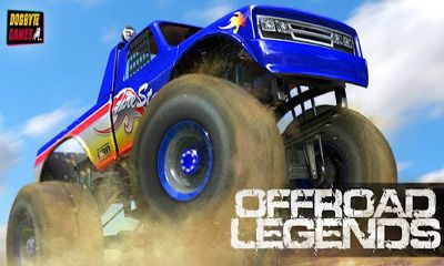 Screenshots of the Offroad Legends for Android tablet, phone.