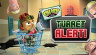 In addition to the game 1 Minute Math Test for Android phones and tablets, you can also download Oh no! Alien invasion: Turret alert! for free.