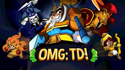 Download OMG: TD! Android free game. Get full version of Android apk app OMG: TD! for tablet and phone.