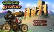 In addition to the game  for Android phones and tablets, you can also download Orcs Attack for free.