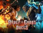 In addition to the game Football Manager Handheld 2013 for Android phones and tablets, you can also download Order & Chaos: Duels for free.