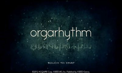 Screenshots of the Orgarhythm thd  for Android tablet, phone.