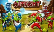 In addition to the game Christmas Ornaments and Tree for Android phones and tablets, you can also download OutFight for free.