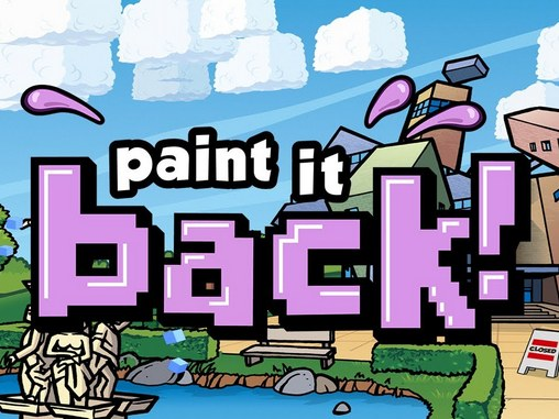 Download Paint it back Android free game. Get full version of Android apk app Paint it back for tablet and phone.