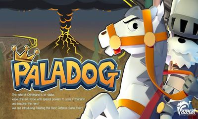 Screenshots of the Paladog for Android tablet, phone.