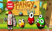 In addition to the game Talking Cat for Android phones and tablets, you can also download Pangy Master for free.