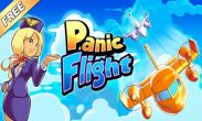 In addition to the game Pocket tanks for Android phones and tablets, you can also download Panic Flight for free.