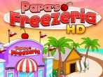 In addition to the game Mandora for Android phones and tablets, you can also download Papa's freezeria HD for free.