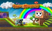 In addition to the game Gingerbread Run for Android phones and tablets, you can also download Paper Monsters for free.