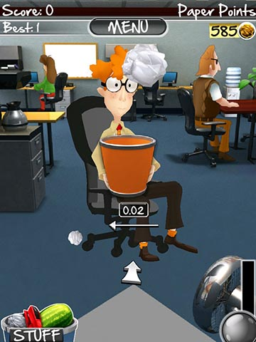 paper toss 2 0 android apk paper toss 2 0 free for tablet and phone