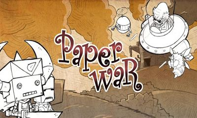 Download Paper War  (Doodle War) Android free game. Get full version of Android apk app Paper War  (Doodle War) for tablet and phone.