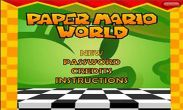 In addition to the game  for Android phones and tablets, you can also download Paper World Mario for free.