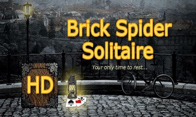 Screenshots of the Brick Spider Solitaire for Android tablet, phone.
