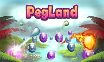 Screenshots of the Pegland for Android tablet, phone.