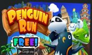 In addition to the game Blue Block for Android phones and tablets, you can also download Penguin Run for free.