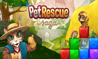 Download Pet Rescue Saga Android free game. Get full version of Android apk app Pet Rescue Saga for tablet and phone.