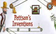 In addition to the game Little Dragons for Android phones and tablets, you can also download Pettson's Inventions for free.