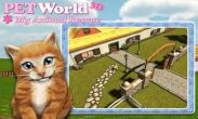 In addition to the game Chlory:  The Ocean Guard for Android phones and tablets, you can also download PetWorld 3D My Animal Rescue for free.