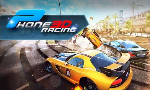 free download Phone racing 3D. Car rivals: Real racing .apk free obb +data  full version